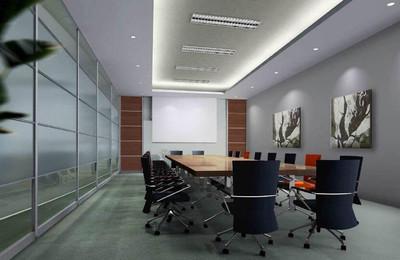 45平方办公室装修布局