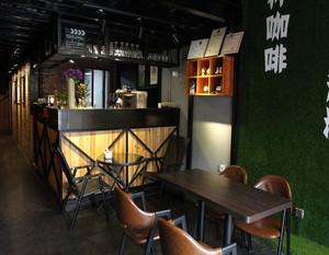 咖啡吧内部设计图