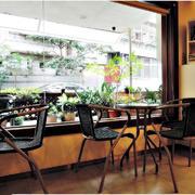 日式咖啡店装修效果图
