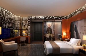 2018年流行宾馆装修案例