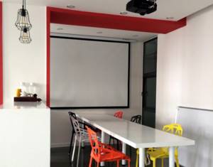 现代风格特色办公室会议室装修效果图赏析
