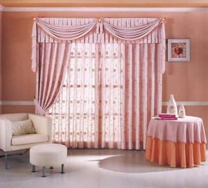 2018潮的窗帘款式