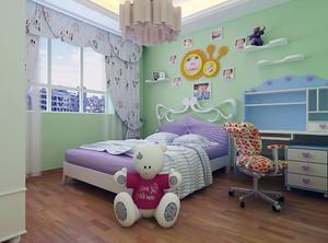 8平方小卧室实用装修图