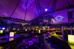 酒吧舞台装修设计效果图