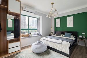 卧室飘窗装修设计效果图