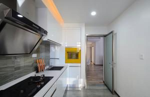小型厨房装修设计效果图