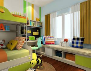 儿童房飘窗的设计