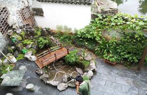 自建别墅小花园设计案例