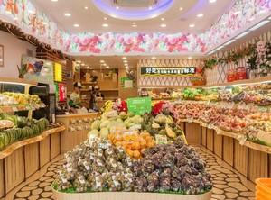 水果店装修风格图片