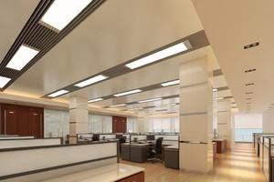简约风格精致办公室装修效果图