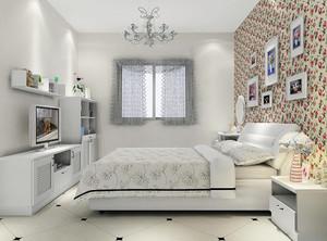 韩版卧室装修效果图