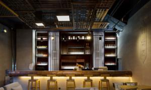 小型酒吧吧台装修效果图赏析