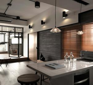 小户型家庭餐厅装修效果图