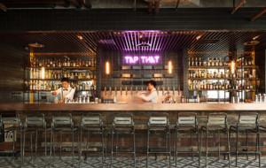 美食酒吧吧台装修效果图赏析