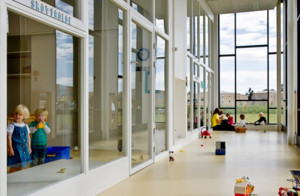 幼儿园装修设计图赏析