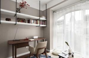 简约现代风格书房装修效果图赏析