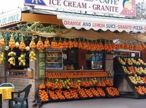小水果店装修效果图片大全