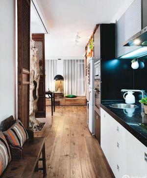 小户型厨房装修效果图案例
