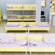 幼儿园床设计效果图赏析