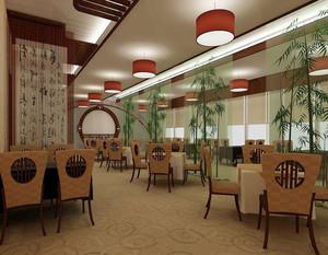新中式咖啡馆装修设计