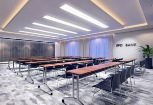 办公空间创意会议室装修效果图赏析