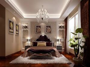 新房卧室设计效果图