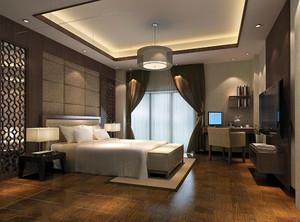 卧室精装修图片