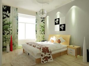 30平米的卧室效果图