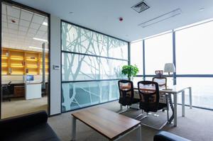 8平米办公室装修效果图