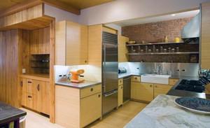 大户型厨房装修设计案例欣赏