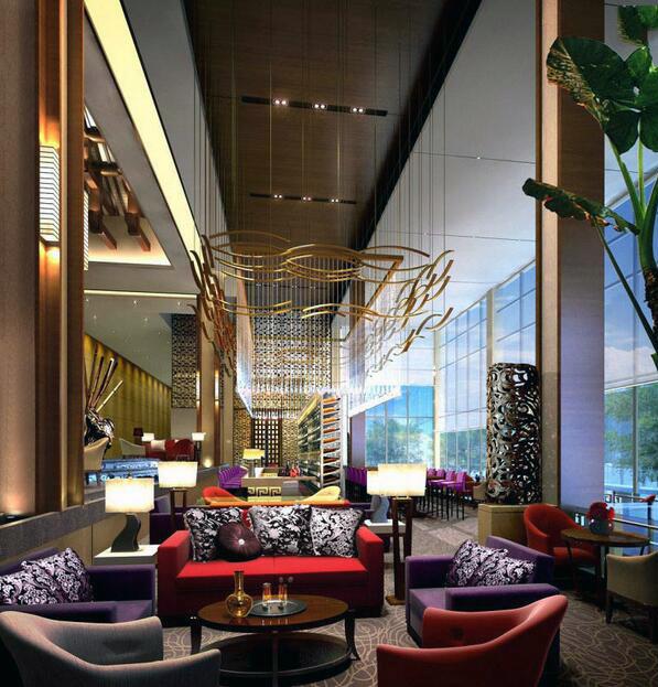 五星级宾馆装修效果图欣赏