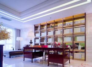 豪宅书房装修效果图赏析