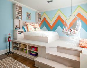 小空间儿童房设计效果图