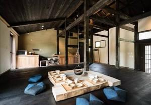 日式民宿装修效果图