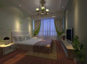 美式卧室装修效果图大全