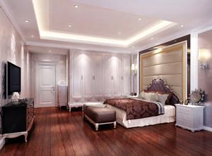 新美式卧室装修效果图
