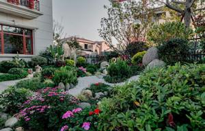 超大别墅花园设计