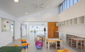 现代风格幼儿园装修效果图赏析