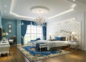 别墅窗帘装修效果图