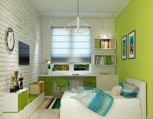 7平米儿童卧室装修图