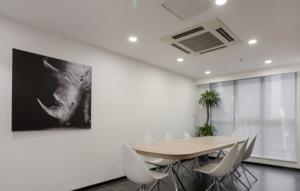 简约风格办公室会议室装修效果图赏析