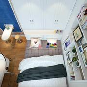 欧式榻榻米床装修效果图卧室