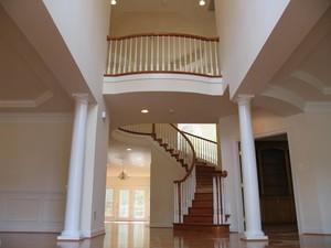 自建别墅楼梯装修效果图