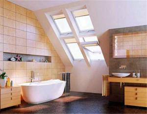 坡屋顶阁楼装修效果图