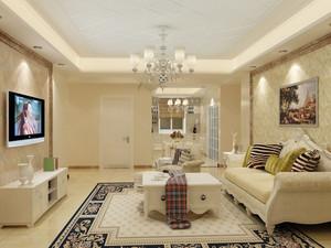 现代风格的客厅效果图