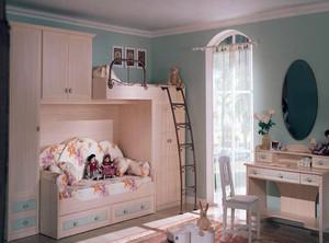 10平米儿童房装修效果图
