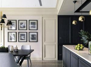家庭照片墙设计效果图