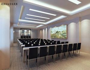 多功能小会议室装修效果图