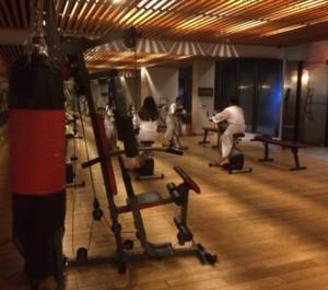 200平米日式健身房装修效果图展示