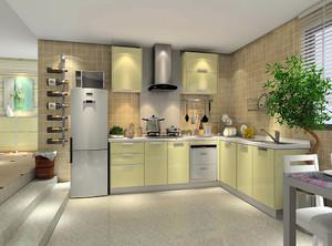简约风格厨房装修图效果图大全